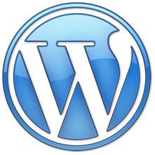 Вордпресс логотип