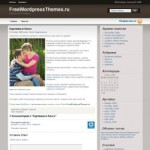 Wp-Themes Blogger