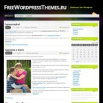 Премиум тема Wordpress Mystique