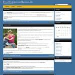 Gabri WordPress тема