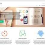 Spacious — Адаптивный шаблон для WordPress