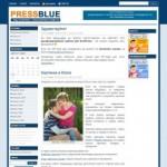 Press Blue