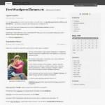 Легкая Wordpress тема zBench