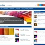 Smartline Lite отзывчивый шаблон для Wordpress